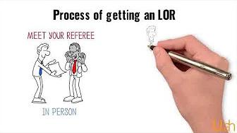 Admission Application LOR